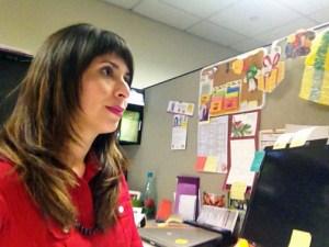 Evynette Serrano, 3M brand manager