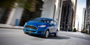 The new 2014 Fiesta, Ford's best-selling car on the island, had an increase in sales of 70 percent over August 2012, the company said.