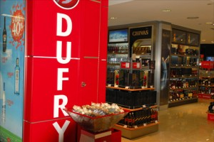 Dufry, which operates 12 stores at LMM, will expand to 15 shops when the remodeling is finished by December 2015 or January 2016. (Credit: Larry Luxner)