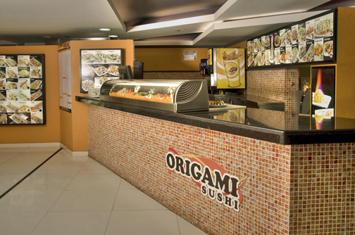 Origami sushi franchise opening in puerto rico in 14 news is my business - Sushi puerto santa maria ...