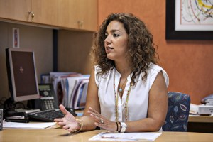 Vivien Montañez-Fernández, senior vice president and division manager of business banking at Banco Popular.
