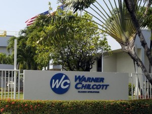 Warner Chilcott was established in 2006 in Fajardo, where it employs about 300 people. (Credit: © Mauricio Pascual)