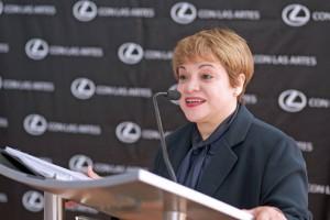 Lourdes Ramos, executive director of the MAPR