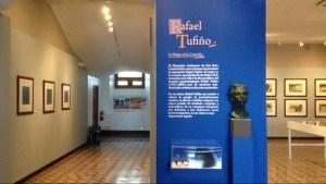 """""""Rafael Tufiño: La Magia en la Creación"""" will be on display until January 2014. (Credit: Janet Rodríguez("""