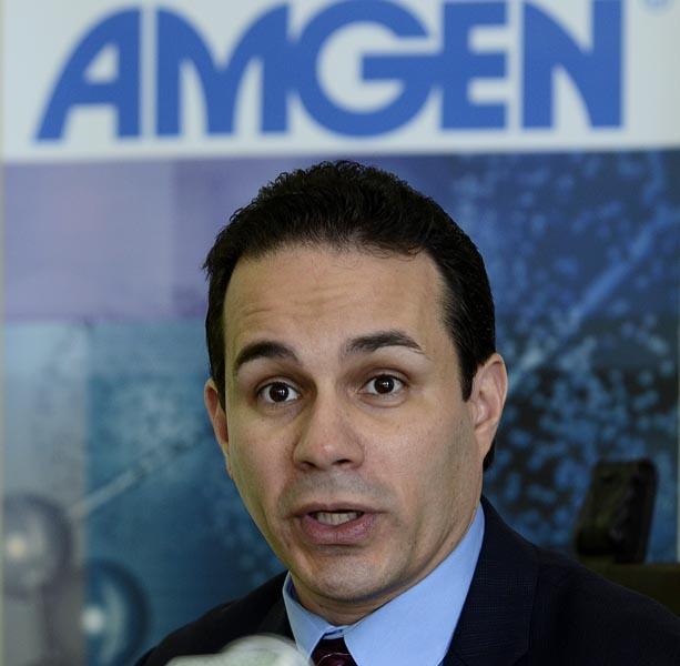 Amgen names Puerto Rican exec to top corporate post – News