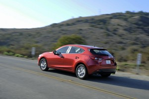 The 2014 Mazda 3