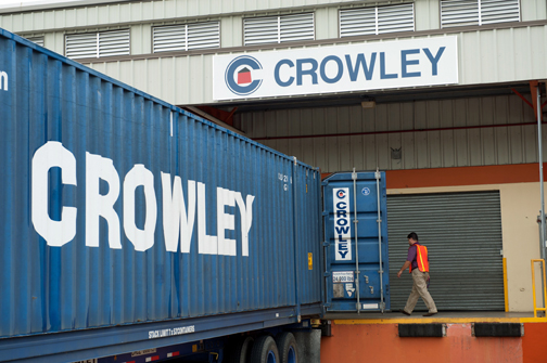 Crowley's Puerto Rico warehouse gets FTZ classification