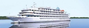 Pearl Seas Cruises, the newest small ship cruise line in the United States, has developed a new style of luxury small ship cruising, starting with its 210-passenger flagship, the Pearl Mist.