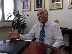 Puerto Rico Financial Institutions Commissioner Rafael Blanco