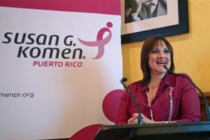 SGK Board Chair Bárbara Segarra discusses the organization's financing program.