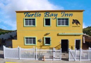 """Prior to joining the """"paradores"""" program, the 5-year-old Turtle Bay Inn had garnered the Tourism Company's """"Green Inn"""" certification in 2012, for its environmentally friendly initiatives."""