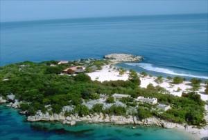 Cruise-ship port of Labadie, on Haiti's northern coast. (Credit: Larry Luxner)