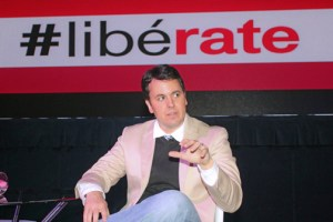Jorge Martel, general manager of T-Mobile on the island, which is an independent subsidiary of T-Mobile U.S.