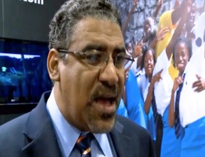 Jamaica's Tourism Minister Wykeham McNeill (Credit: CTO/YouTube)