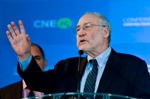 Economist and 2001 Nobel laureate in Economic Sciences Joseph Stiglitz (Credit: © Mauricio Pascual)