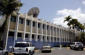 The Puerto Rico Public Broadcasting Corp. is headquartered in Hato Rey. (Credit: © Mauricio Pascual)