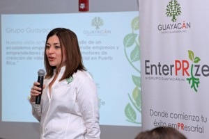 Grupo Guayacán Executive Director Laura Cantero