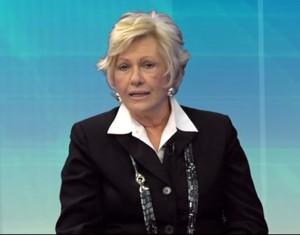 Puerto Rico Insurance Commissioner Angela Weyne (Credit: Youtube/SistemaTV)