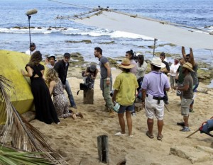 "Scenes from ""Cleaners"" were shot in ocean front La Perla neighborhood."