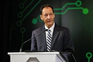 Víctor López, chairman of the PRITC board.