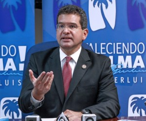 Puerto Rico Resident Commissioner in Washington, Pedro Pierluisi
