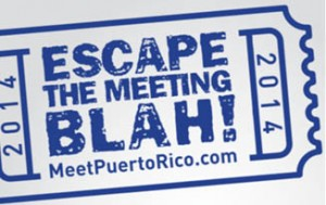 Ticket Escape the Meeting Blah copy