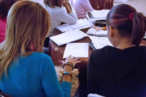 Local professionals from all fields are looking to learn or improve their English language skills.