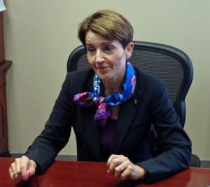 Jacqueline Volkart
