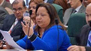 GDB President Melba Acosta (Credit: Puerto Rico Senate)