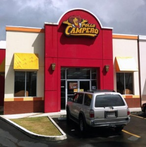 The Pollo Campero restaurant in Caguas has been well-received, the franchisee says. (Credit: © Mauricio Pascual)