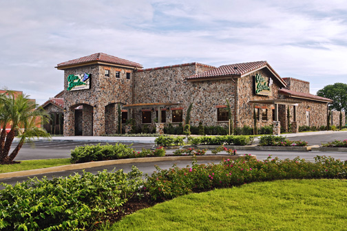 the islands third olive garden is underway in barceloneta - Olive Garden Francise