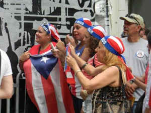 At present, Pittsburgh's Puerto Rican population is quite small, estimated at about 8,500, or 0.4 percent.