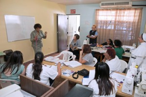 Centro Madre Dominga Casa Belén, located in the San Jorge subdivision, next to the Catholic University of Puerto Rico in Ponce, provides rehabilitation services to drug or alcohol addicted women so that they can reintegrate productively into society.