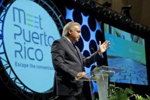 Meet Puerto Rico President Milton Segarra