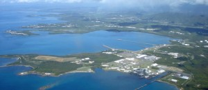 The former Roosevelt Roads Navy base in Ceiba will be redeveloped over the next 30 years.