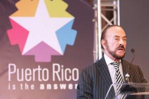 PRANS Co-Chairman Miguel Ferrer