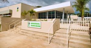 The Puerto Rico Technoeconomic Corridor in Mayagüez.