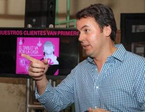 T-Mobile General Manager Jorge Martel