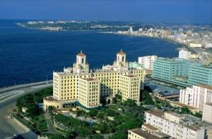 Cuba's capital of Havana. (Credit: Larry Luxner)