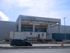 Nordstrom's two-level, 138,000 square-foot store will be its first in Puerto Rico.