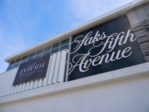 Saks Fifth Avenue's future location will occupy 100,000 square-feet of retail space as one of The Mall of San Juan's anchors.