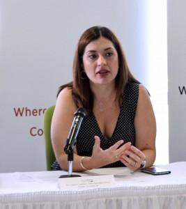 Laura Cantero, executive director of Grupo Guayacán.