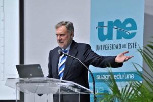 Manuel Méndez del Río, president of the BBVA Microfinance Foundation.