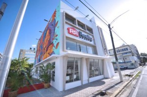 The three-story building once housed a furniture store, but has been remodeled as part of an urban renovation movement currently taking place in that area of San Juan on Fernández Juncos Avenue.