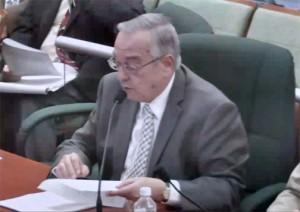 Economist Ramón Cao