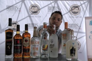 "The ""Taste of Rum"" offers participants a chance to taste a variety of local rums produced by an industry that generates about 700 direct jobs and 4,500 indirect jobs on the island."