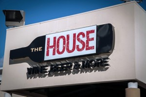 The House, Wine, Beer & More, is a 6,200 square-foot haven for wine, beers and spirits lovers.