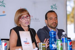 PRHTA President Clarisa Jiménez and Luis Daniel Muñiz, executive deputy director of the Puerto Rico Tourism Company offer details of the upcoming event.