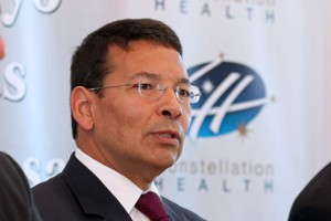 Ivan Colón, president of Constellation Health