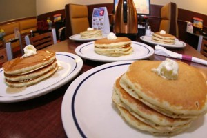 "IHOP in Puerto Rico will host their second ""National Pancake Day"" tomorrow, upholding the chain's tradition of giving away pancakes who visit the restaurant that day, in exchange for a donation to support the San Jorge Children's Foundation."
